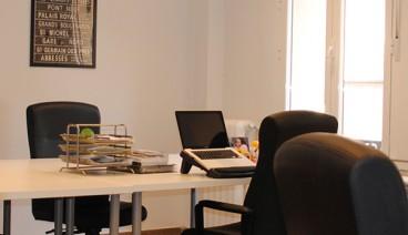 Coworking  y sala de reunión /formación_img