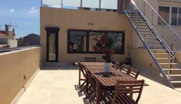 Terraza con espacio interior exclusivo para el alquiler de eventos en el districto 22@_img
