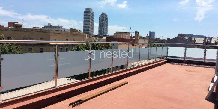 Terraza con espacio interior exclusivo para el alquiler de eventos en el districto 22@_image