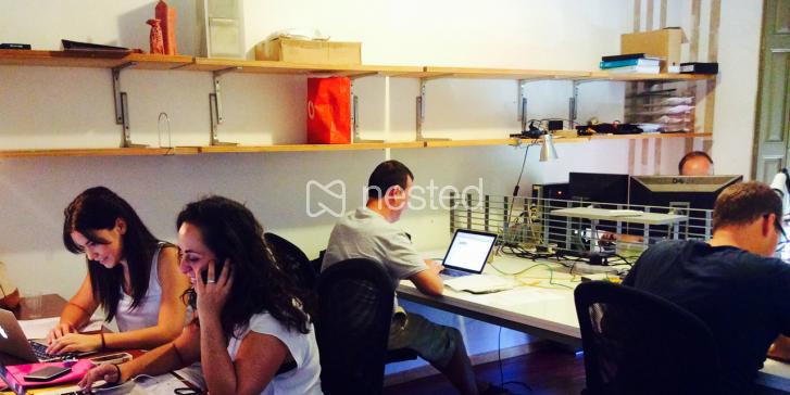 Nomad Desk Jornada Completa_image