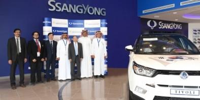3741e6fe1 البازعي للسيارات وكيلا معتمدا وفد رفيع المستوى من شركة سانغ يونغ للسيارات  الكورية يزور المملكة Apr 09 2017 أخبار السيارات في السعودية
