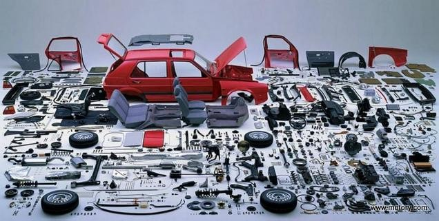 Factories In A Gulf State Replaces Original Parts Of New Cars With ...