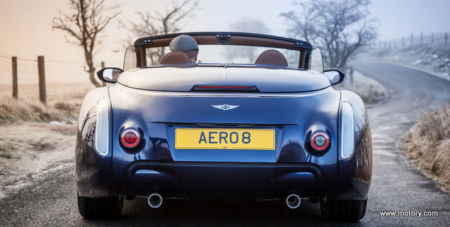 morgan aero 8 officially revealed at the geneva motor show