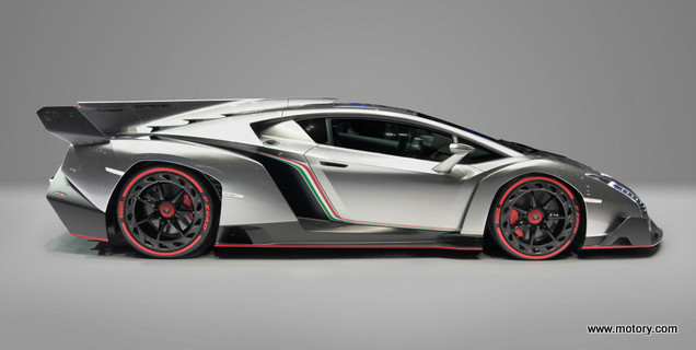 Lamborghini Veneno For Sale In Germany For 6.2 Million ...