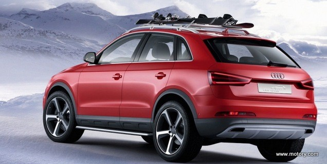 audi q3 2018 red. next generation audi q3 coming in 2018 red