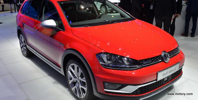 Volkswagen Vw Golf Alltrack 2015 Motory Saudi Arabia