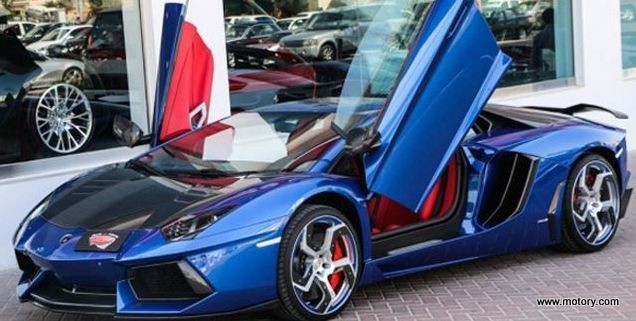 mansory lamborghini aventador on sale in dubai for 1 875 000 sr motory saudi arabia. Black Bedroom Furniture Sets. Home Design Ideas