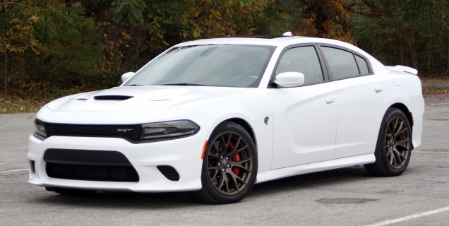The Price Of Dodge Charger Hellcat 2016 Starts From 260 000 Sr