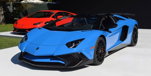 The Price Of Lamborghini Aventador Sv Roadster Will Start From 2