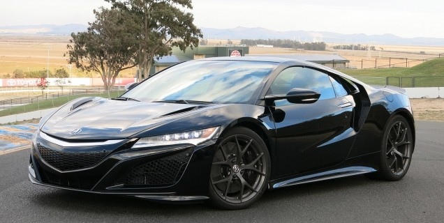 The Price Of Acura NSX Starts From SR Motory Saudi - Acura car prices