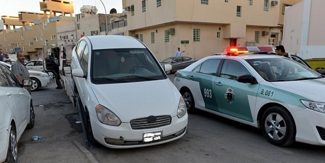 The Traffic Department Closes Over 200 Car Rental Offices In Riyadh
