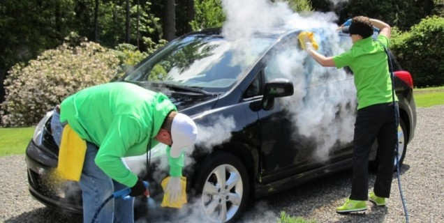 اهمية تنظيف السيارة بانتظام موتري السعودية