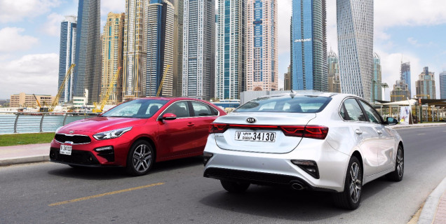 All New Kia Cerato Sophisticated Design And Greater Refinement