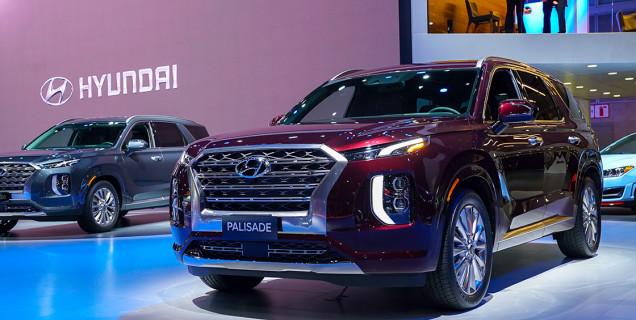 Hyundai Confirms All-New Palisade SUV | Motory Saudi Arabia