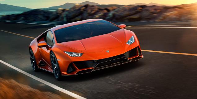 New Lamborghini Huracan Evo 2020 For Driving Pleasure Motory Saudi