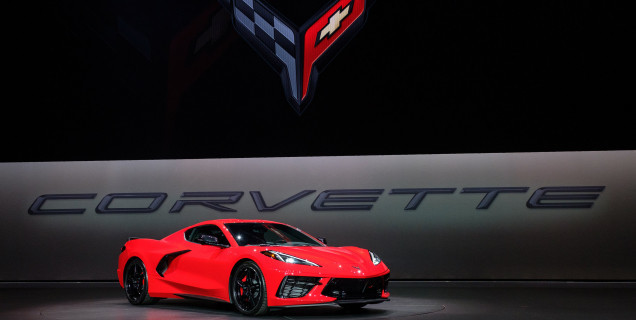 Chevrolet Introduces First Ever Mid Engine Corvette 2020 Motory