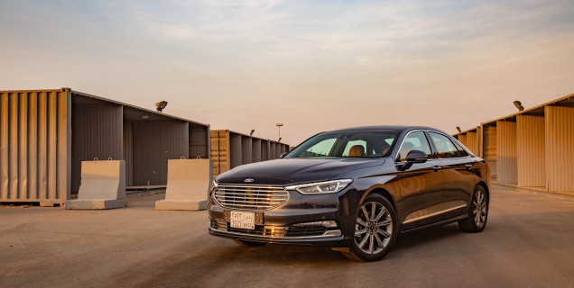 All New 2020 My Ford Taurus Launches In The Gcc Motory Saudi Arabia