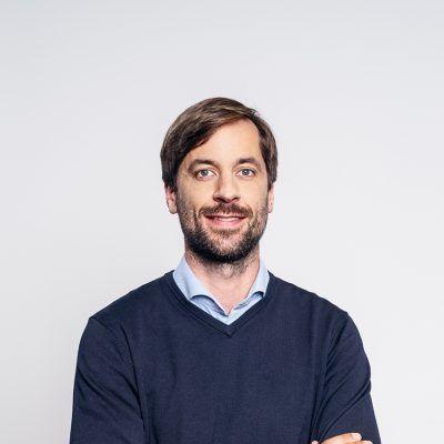 Person avatar: Eckhardt Weber