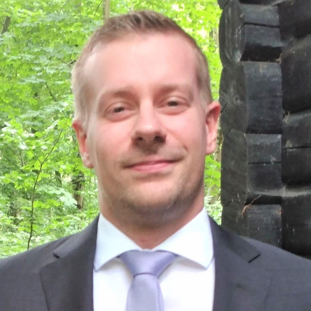 Person avatar: Dennis Blanck