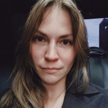 Person avatar: Mary Glazkova