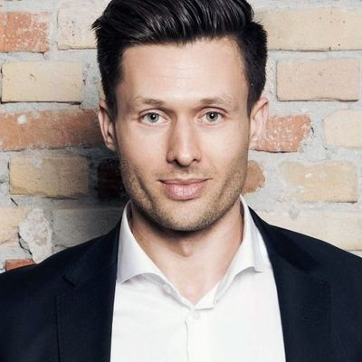 Person avatar: Konrad Kierklo