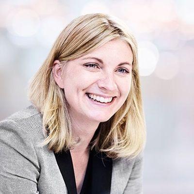 Person avatar: Valerie Bures-Bönström
