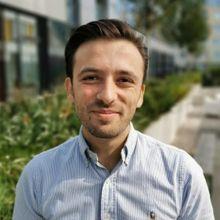 Person avatar: Wahab Esmalzada