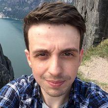 Person avatar: Simon Halder