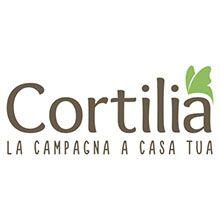 Company logo: cortilia