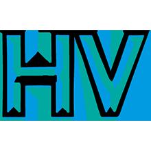 Company logo: hv holtzbrinck ventures