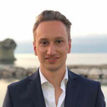 Person avatar: Maximilian Kempken