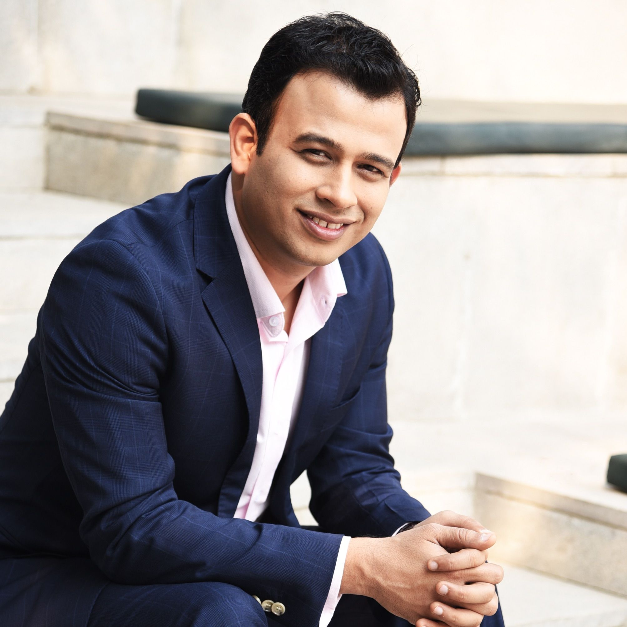 Person avatar: Vikram Chopra