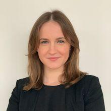 Person avatar: Alexandra Dombrowski