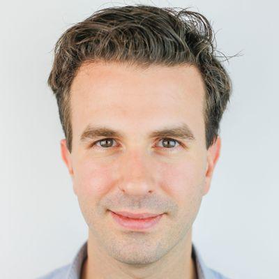 Person avatar: Aron Gelbard