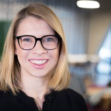 Person avatar: Anja Hendel