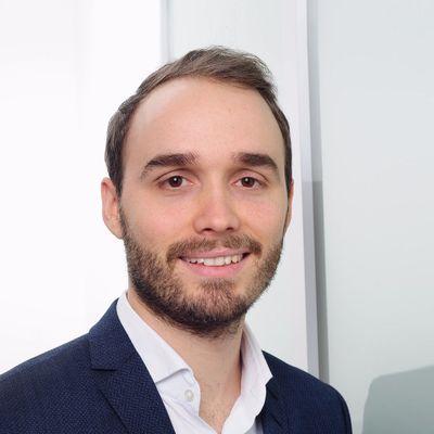 Person avatar: Marcel Baltes