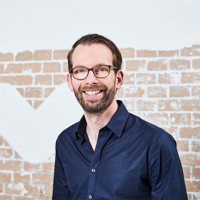 Person avatar: Gunnar Froh