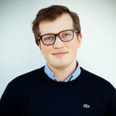 Person avatar: Werner Kräutlein
