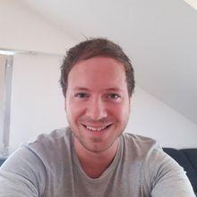 Person avatar: Benedikt Burkhardt