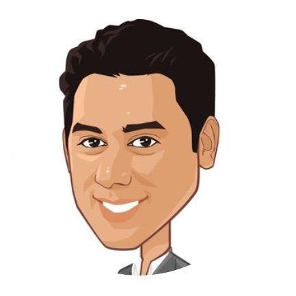 Person avatar: Virraj Jatania