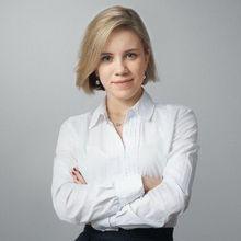 Person avatar: Olga Shikhantsova