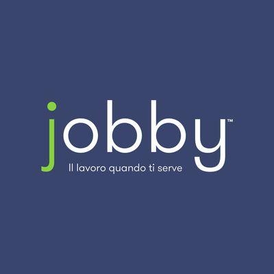 Company logo: jobby