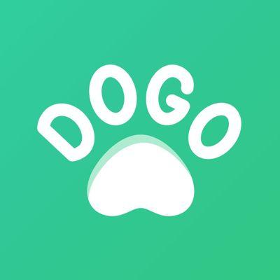 Company logo: dogo