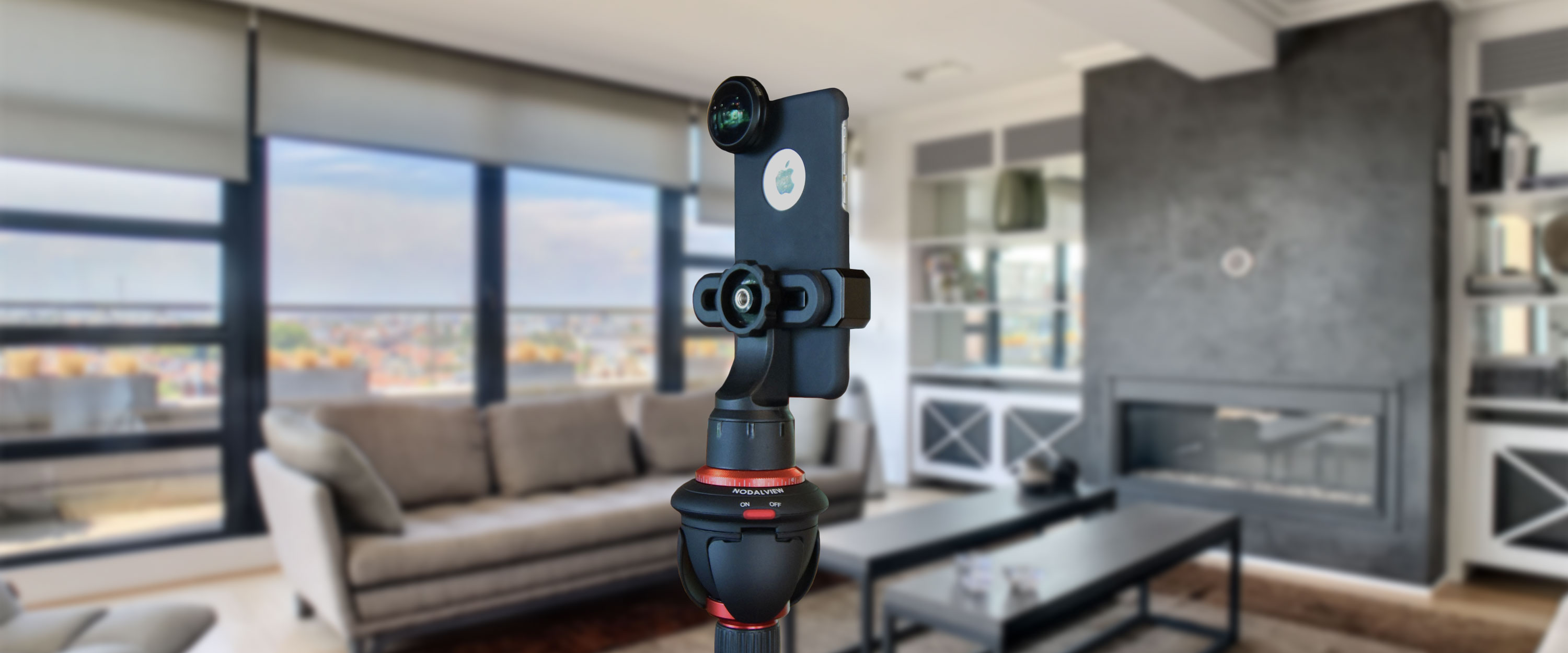 Nodalview | Create high definition panoramas with your smartphone
