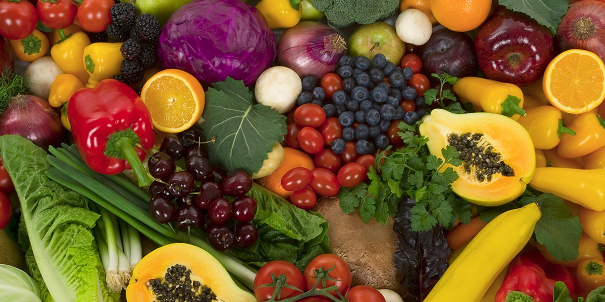 The colors of nutrition