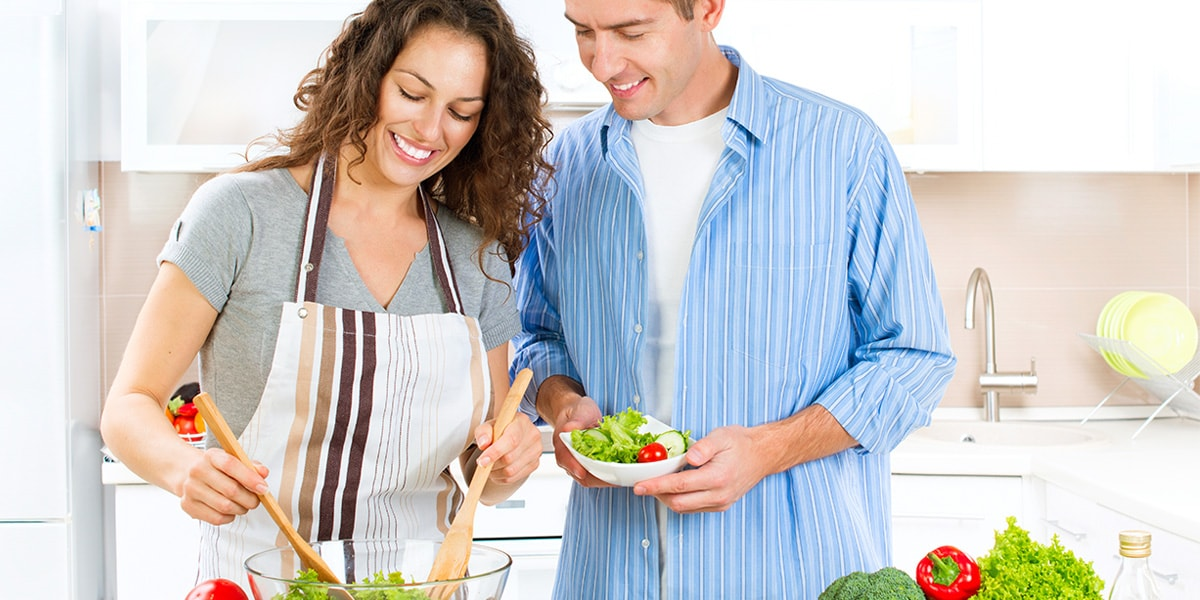 Adelgaza para parejas