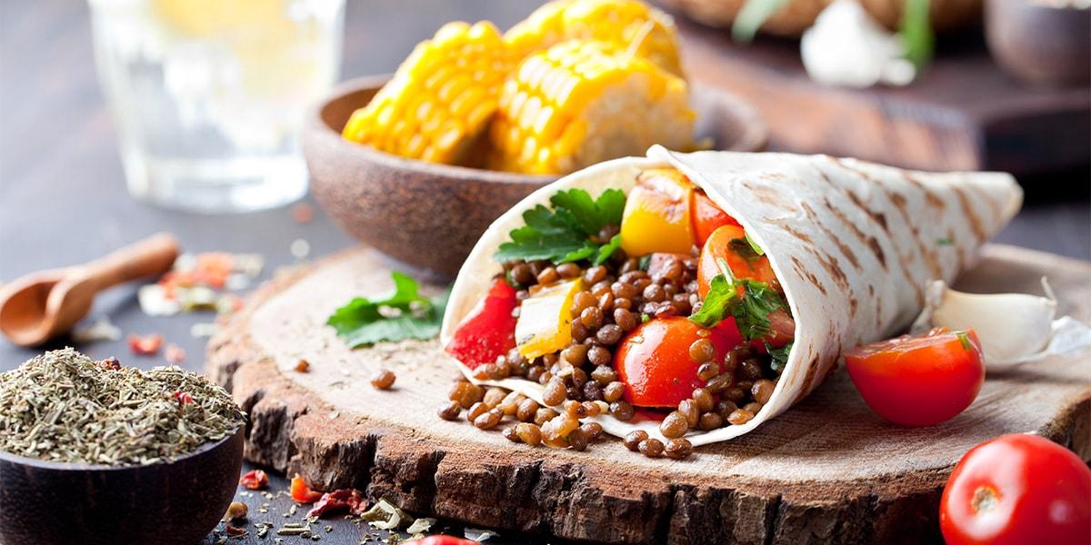 Suplementa tu dieta vegetariana