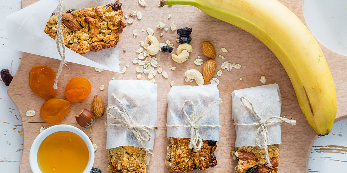Pelea de comida: plátanos vs barritas
