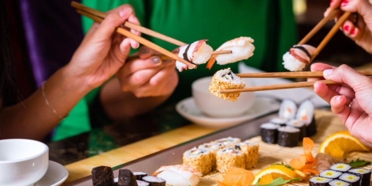 4 trucos para comer fuera y saludablemente