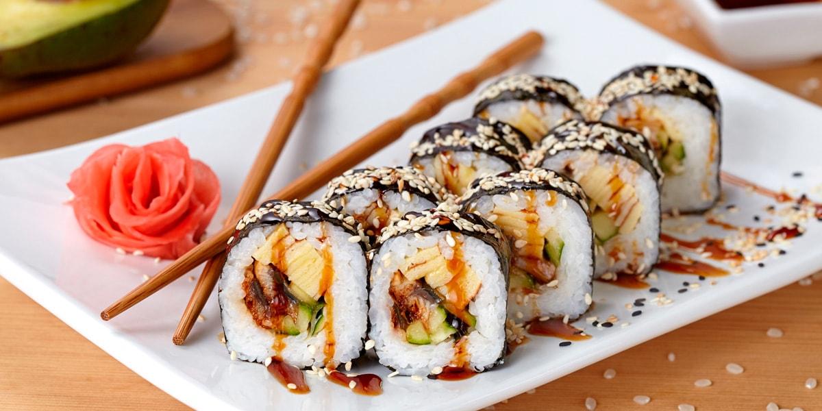 ¿Puedo incluir Sushi en mi dieta?